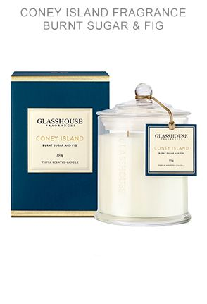 Glasshouse Fragrances Triple-Scented Candles 350G