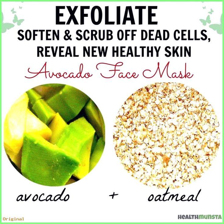 50+ Hautpflege – Selbst gemachte Schönheit: Erstaunliche Avocado-Gesichtsmasken-Rezepte  #Ha…