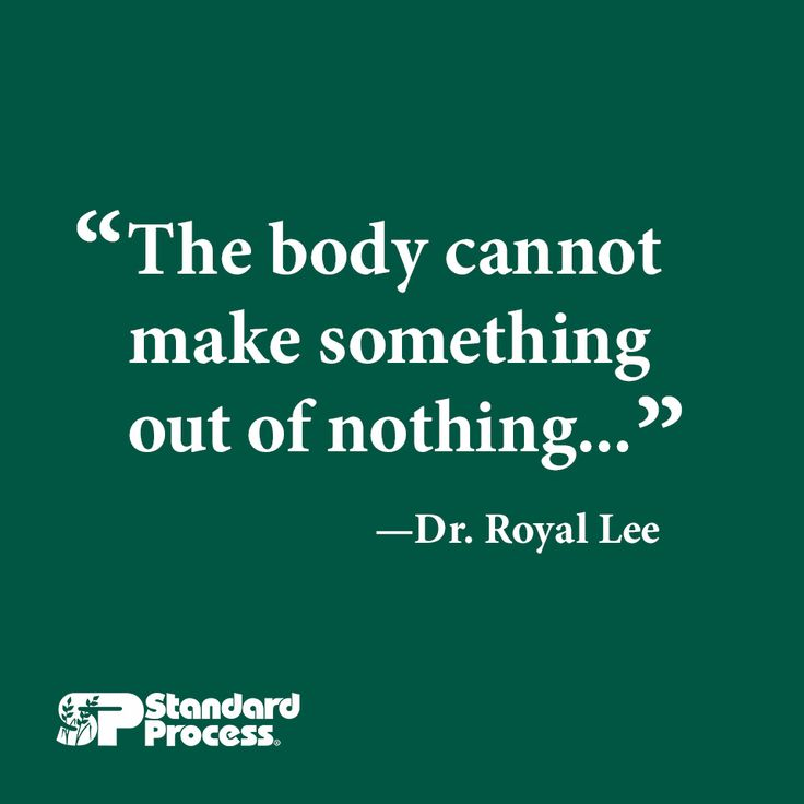 Are you giving your body something good to work with? #nutrition