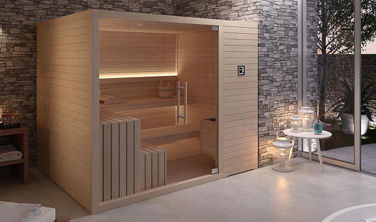 Sauna finlandais / bio / non spécifié - MOOD - Jacuzzi®