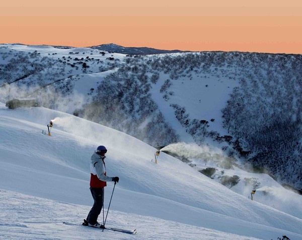 Hotham, what an amazing place to ski. Cant wait to get back here this year