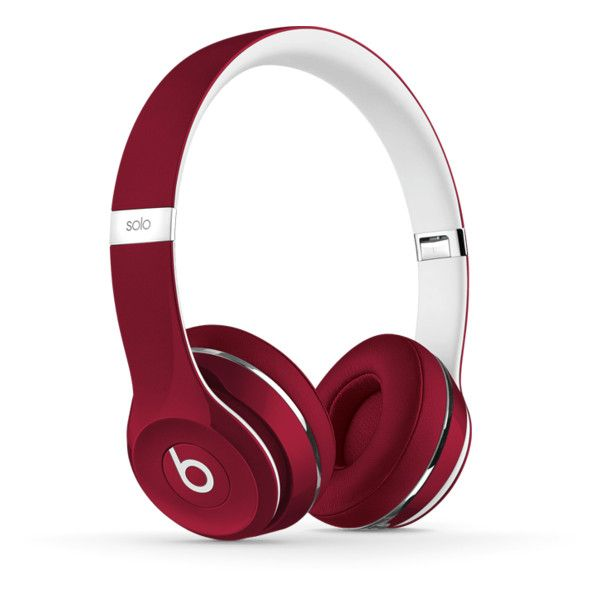 Beats Solo2 On-Ear Lightweight Headphones | Beats by Dre (£145) ❤ liked on Polyvore featuring accessories, tech accessories, headphones, electronics, technology, beats by dr. dre and beats by dr dre headphones
