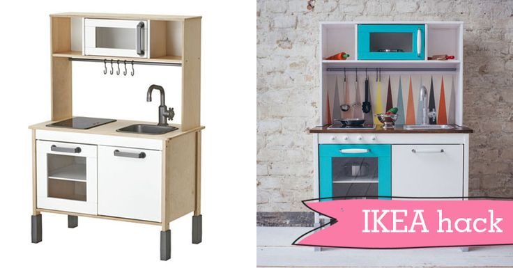 Whether you have a taste for modern, vintage or luxe design, these 13 easy IKEA kitchen hacks will take it from plain and practical to fun and fab..