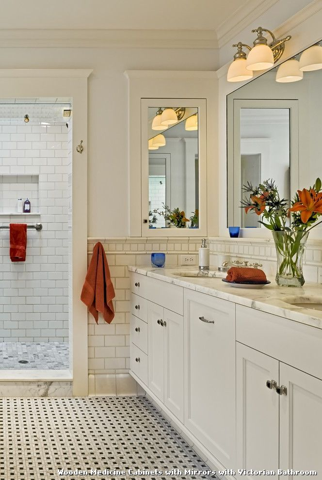 Best Medicine Cabinet Images On Pinterest Medicine Cabinets - Wood bathroom medicine cabinets with mirrors for bathroom decor ideas