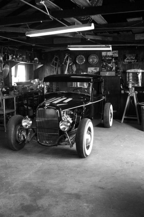 139 best hotrod trucks images on pinterest antique cars for Garage automobile 74