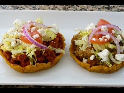 17 Best images about Tortillas, Chalupas, Gorditas ...
