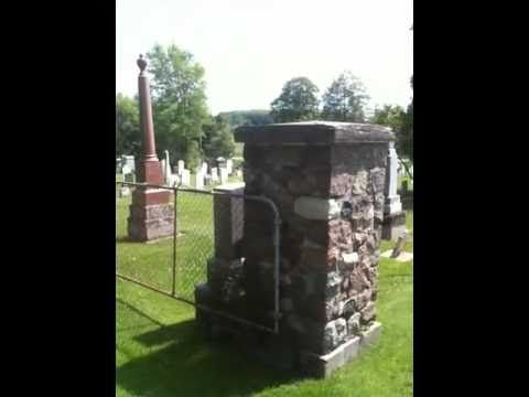 Prices Corners Cemetery, Dufferin Co. Ontario Canada