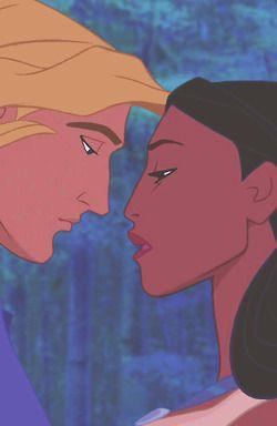 John and Pocahontas -- Pocahontas