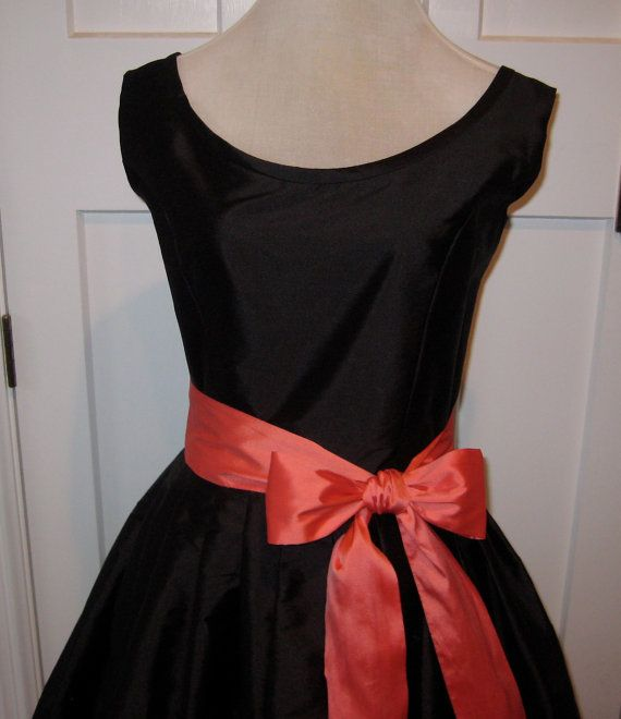 Audrey Hepburn Flair-Vintage inspired by TheFrockCloset on Etsy