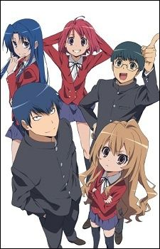 Toradora: I did not expect to like this one, but oh my gosh it became my obsession while it was airing. I'm sure Toradora has flaws, but I can't think of any besides the fact that it ended.