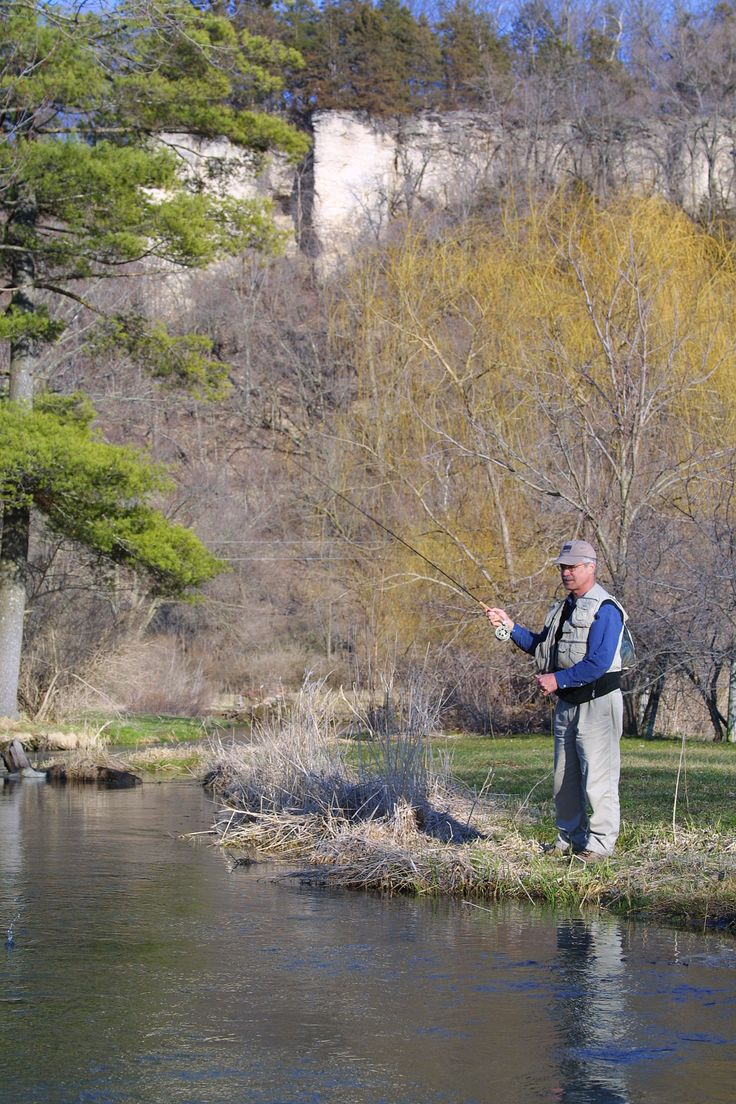 Find our trout stocking schedule for northeast Iowa trout streams and urban ponds across the state