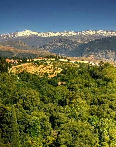 Sierra Nevada, Granada, Spain