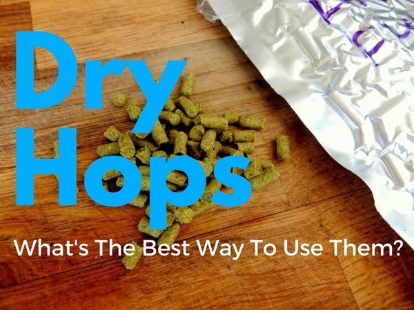 how to prepare hops for brewing
