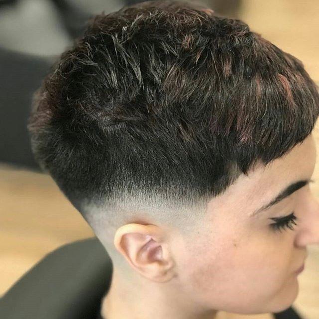Cool Short Hair Styles スキンフェード 刈り上げ