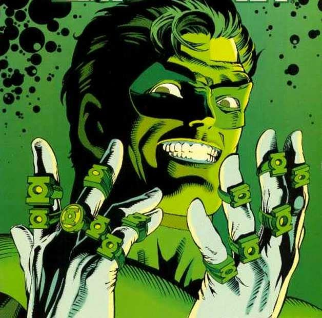 The '50 Shades' actor might be donning the green suit, meaning we might be seeing the Green Lantern well before 2020.