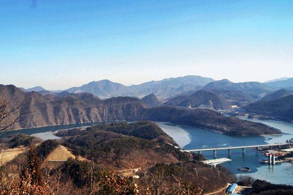 [대청호오백리길을 가다] 4. 10구간 錦江, 그 광야 :: 금강일보