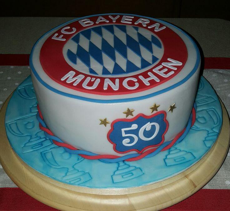 Sanella Geburtstagskuchen: Die Besten 25+ Fc Bayern Torte Ideen Auf Pinterest
