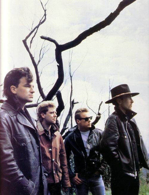U2... Joshua Tree