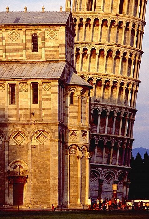 Tower of Pisa - Pisa, Italy