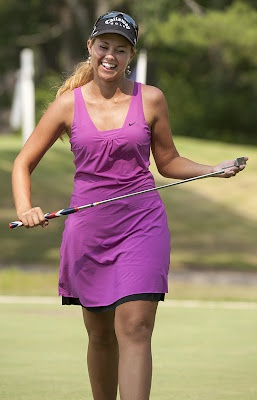Kathleen Ekey, Hot American Female Professional Golfer Wallpaper Images