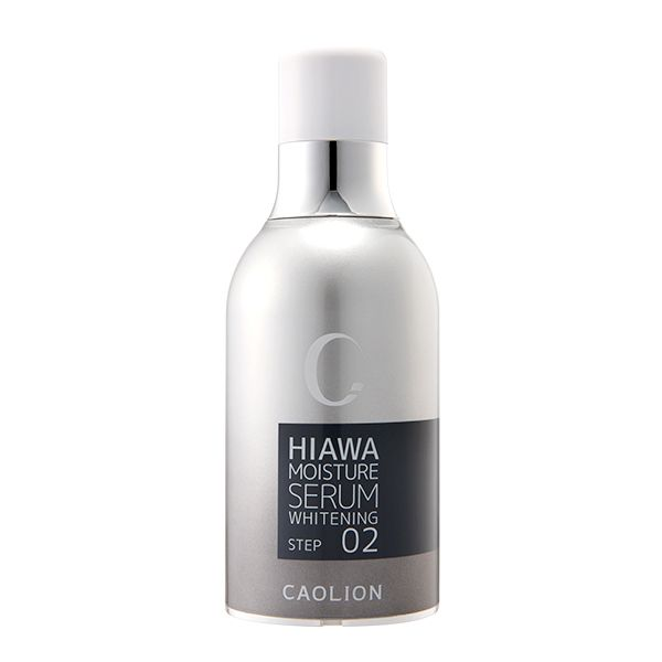 HIAWA Whitening Snow Moisture Serum Diminishes imperfections and provides hydration (Whitens + Reduces Wrinkles) #caolion #cosmetics #wrinklecare #snowwhite #white #brighten #bright #winter #silver #skincare #facial #toner #beauty #카오리온 #화장품 #뷰티 #화이트 #백설공주 #실버 #은 #은색 #겨울 #미백 #데일리