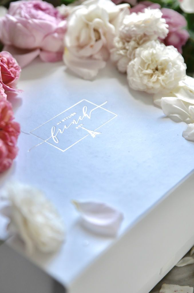 our next box… spring blossom… and a giveaway  @mystylishfrenchbox