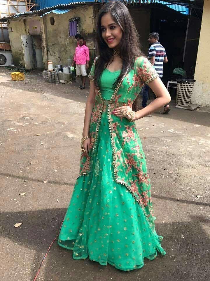 Indian Lehenga Choli Ethnic Bollywood Wedding Bridal Party Wear ...