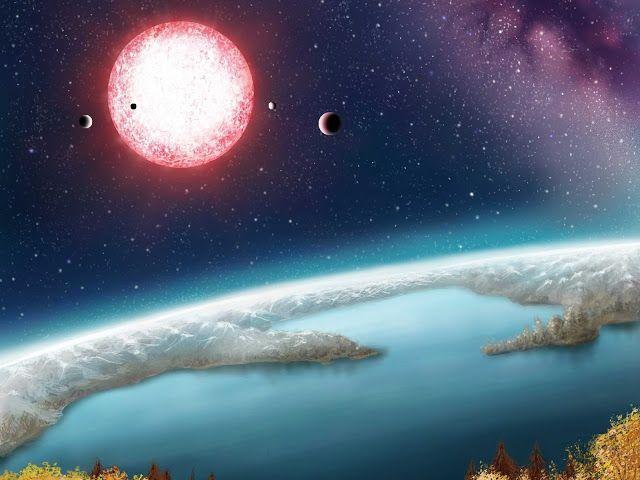 Planeta próximo a terra com um oceano imenso é descoberto pela NASA ~ Sempre Questione - Últimas noticias, Ufologia, Nova Ordem Mundial, Ciência, Religião e mais.