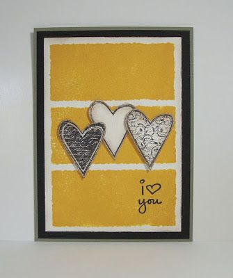 Card by Majo Wybranietz using Darkroom Door Shadow 3up Frame St& and Hearts Rubber St&s.  sc 1 st  Pinterest & 262 best Darkroom door images on Pinterest | Cardmaking Flower ...