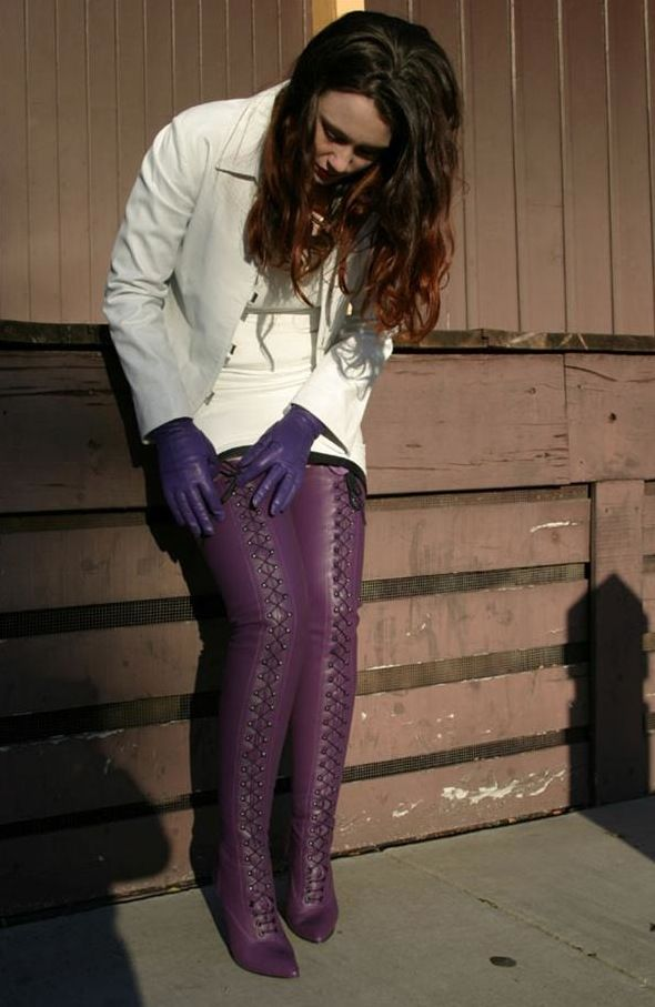 40 best images about High thigh boots on Pinterest | Sexy, High ...