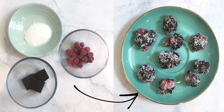 3-ingredient desserts for one (so you don't even have to share!) via @iquitsugar