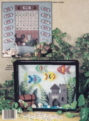 Stitch-in-Time-Perpetual-Calendars-Plastic-Canvas-Pattern-Booklet-HWB-181033