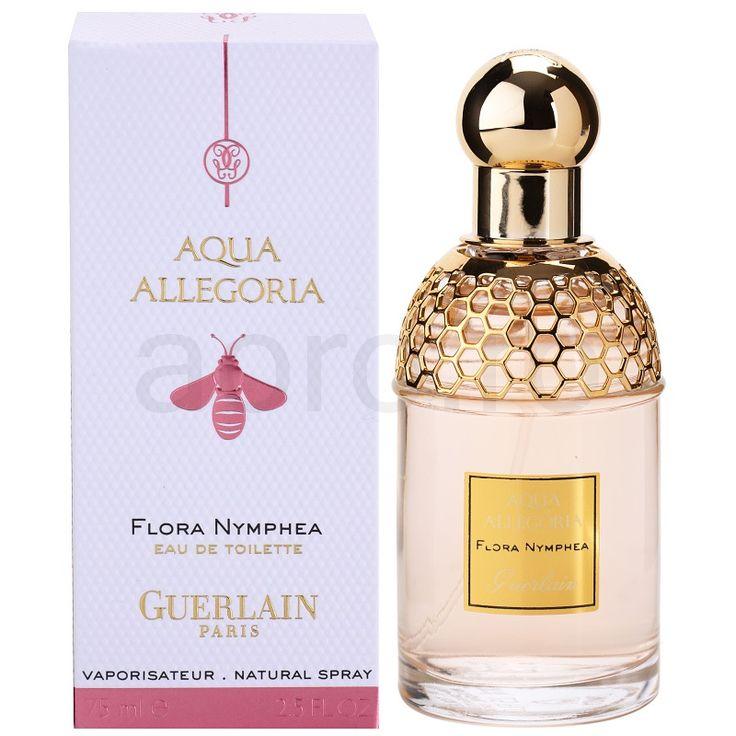 Guerlain Aqua Allegoria Flora Nymphea   http://www.aoro.ro/guerlain/aqua-allegoria-flora-nymphea-eau-de-toilette-pentru-femei/