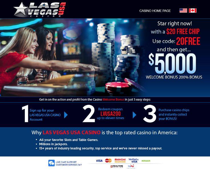 Online casinos with free no deposit bonus