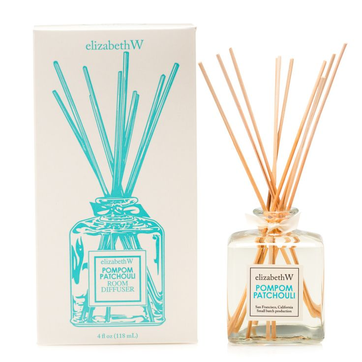 Pompom Patchouli Perfume Diffuser