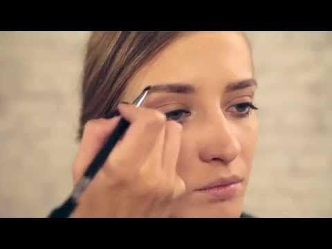 """Секреты макияжа от профессионального визажиста #5. """"Делаем"""" брови ;))"""