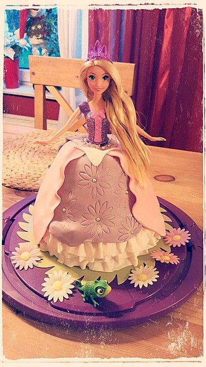barbie kuchen selber machen