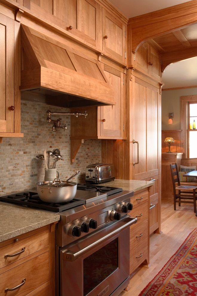 39 Craftsman Kitchen Designs And Ideas In 2020 With Images Craftsman Kitchen Kitchen Cabinet Styles Kitchen Styling