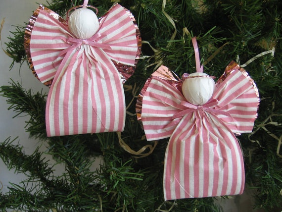 angels christmas ornaments