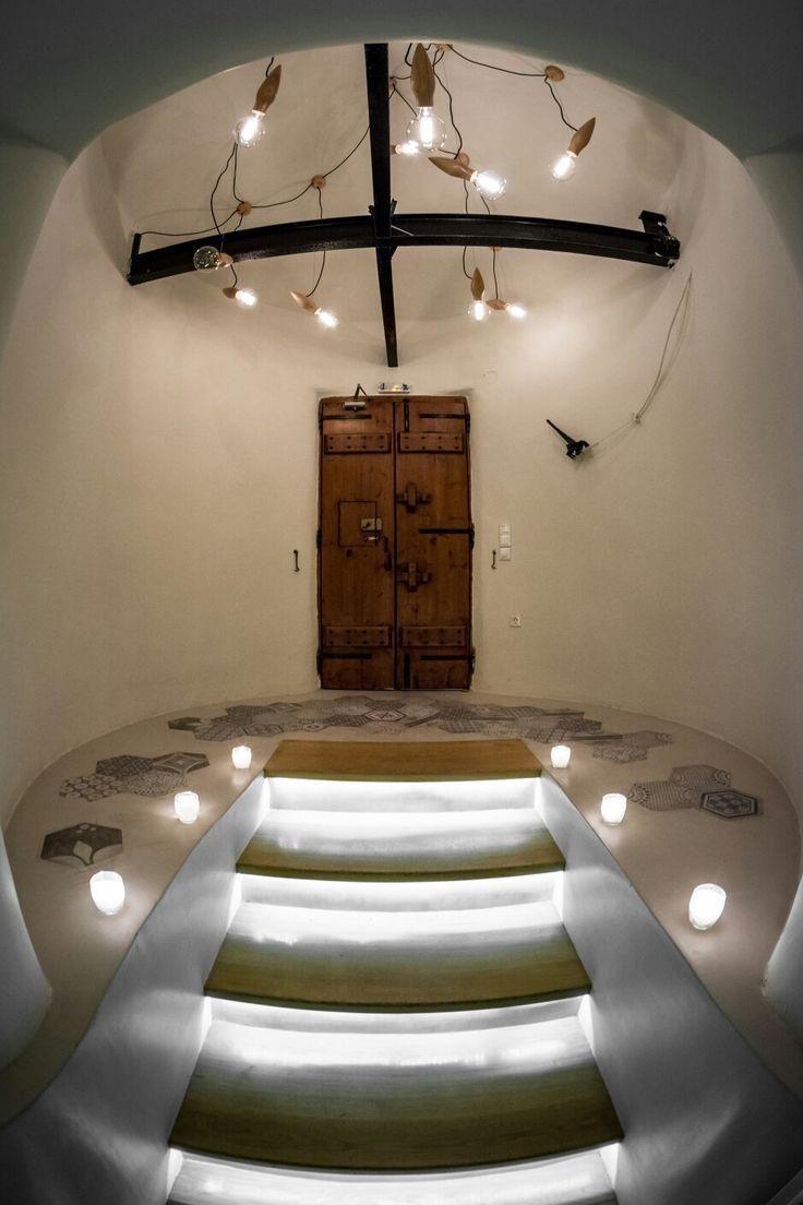 #PyrgosRestaurant #Santorini #restaurant #entrance  #windmill #pyrgosvillage #wedding #thira #greekislands #greece