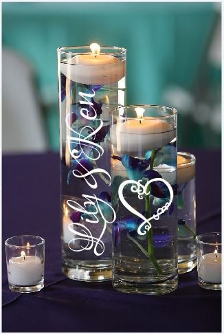 Hey, I found this really awesome Etsy listing at https://www.etsy.com/listing/246926105/floating-candle-holders-wedding