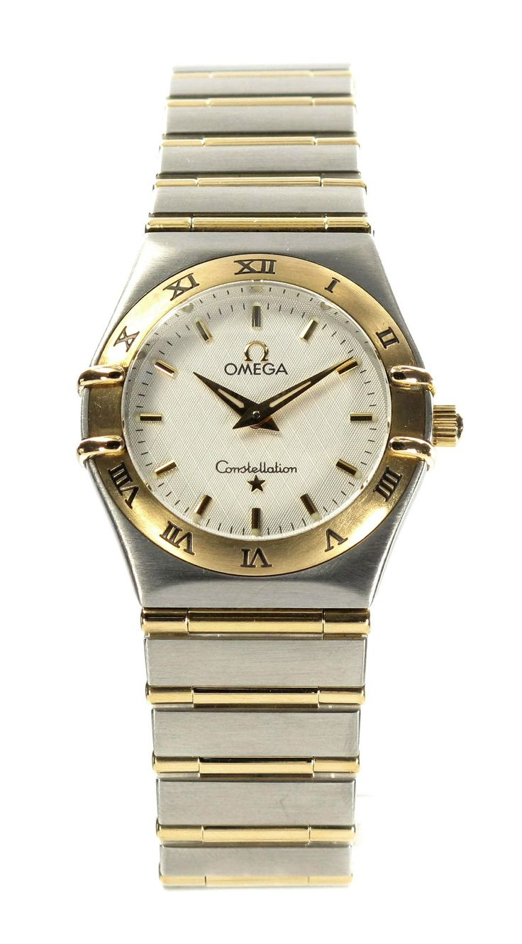 42 best omega watches ladies images on pinterest omega watch female watches and fancy watches for Omega watch constellation