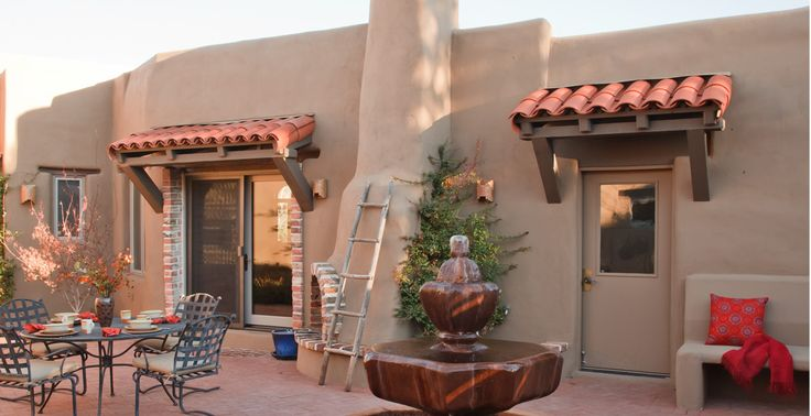 Hacienda Hues Exterior Colors Inspirations Burnt