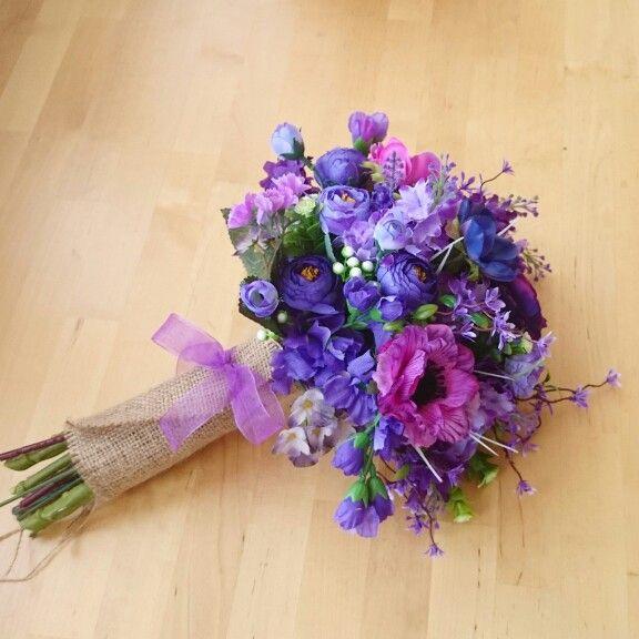 Lavanta gelin buketi #bridal #bouquet