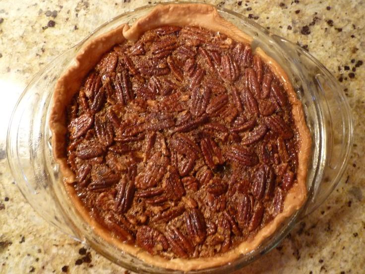 Pecan Pie - torta noz-pecã.