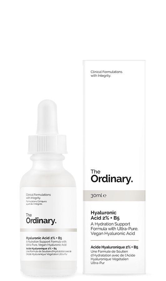 Hyaluronic Acid 2% + B5 - 30ml