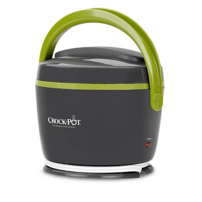 NEW! Crock-Pot® Lunch Crock® Food Warmer, Grey