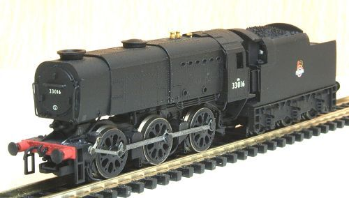 Dapol 2S-021-001   Q1 BR Early Crest 33016