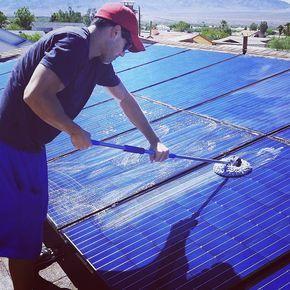 How often do you get your Solar Panels deep cleaned? Honestly probably not the recommended 2 times a year. So why wait any longer when we can help. We can not only clean them but we can also help protect your investment as well as your electrical box. Sometimes rain is scarce around here and doesn't quite do the job so that's when you Call or DM JP's and get a quote! We always get results so don't settle for less use the Tri-State's best Pressure Washing Service Today! #JPsPressureWashing…