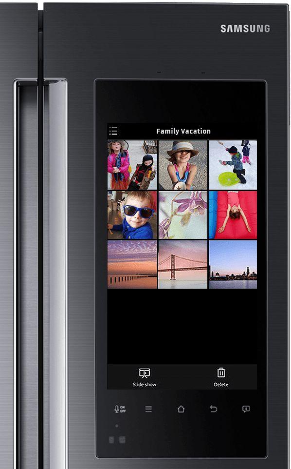 Samsung Family Hub Refrigerator Wow Kitchen Update